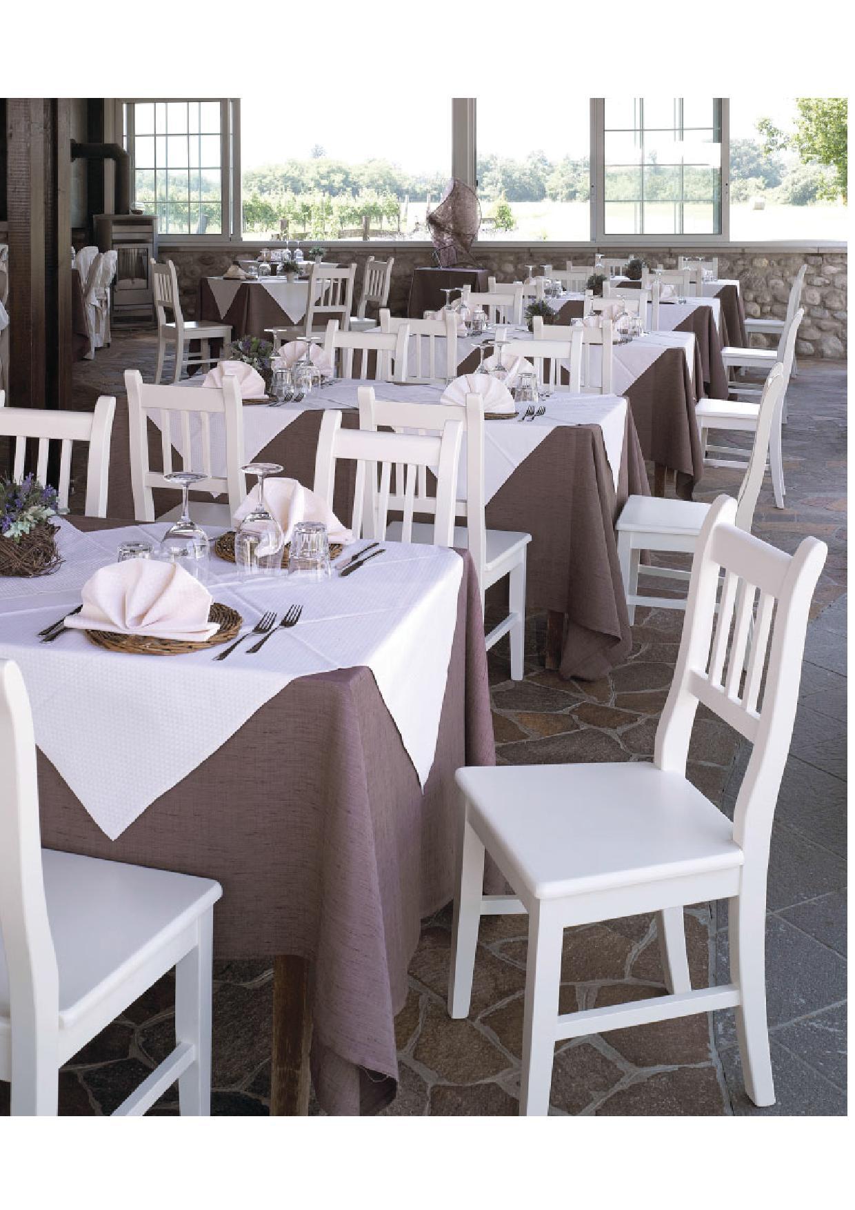 Restaurant-Vintage Landhausstuhl Lisa Buchenholz