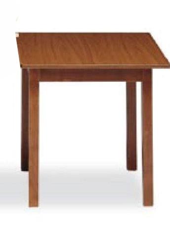Tischgestell Heinrich 80x80 - Buchenholz