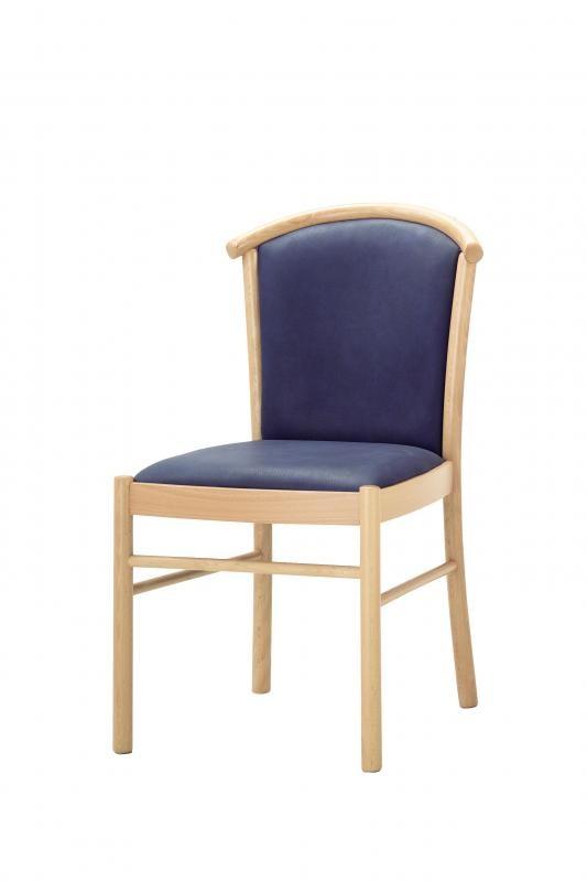 Klassischer Stuhl Kim - Buchenholz