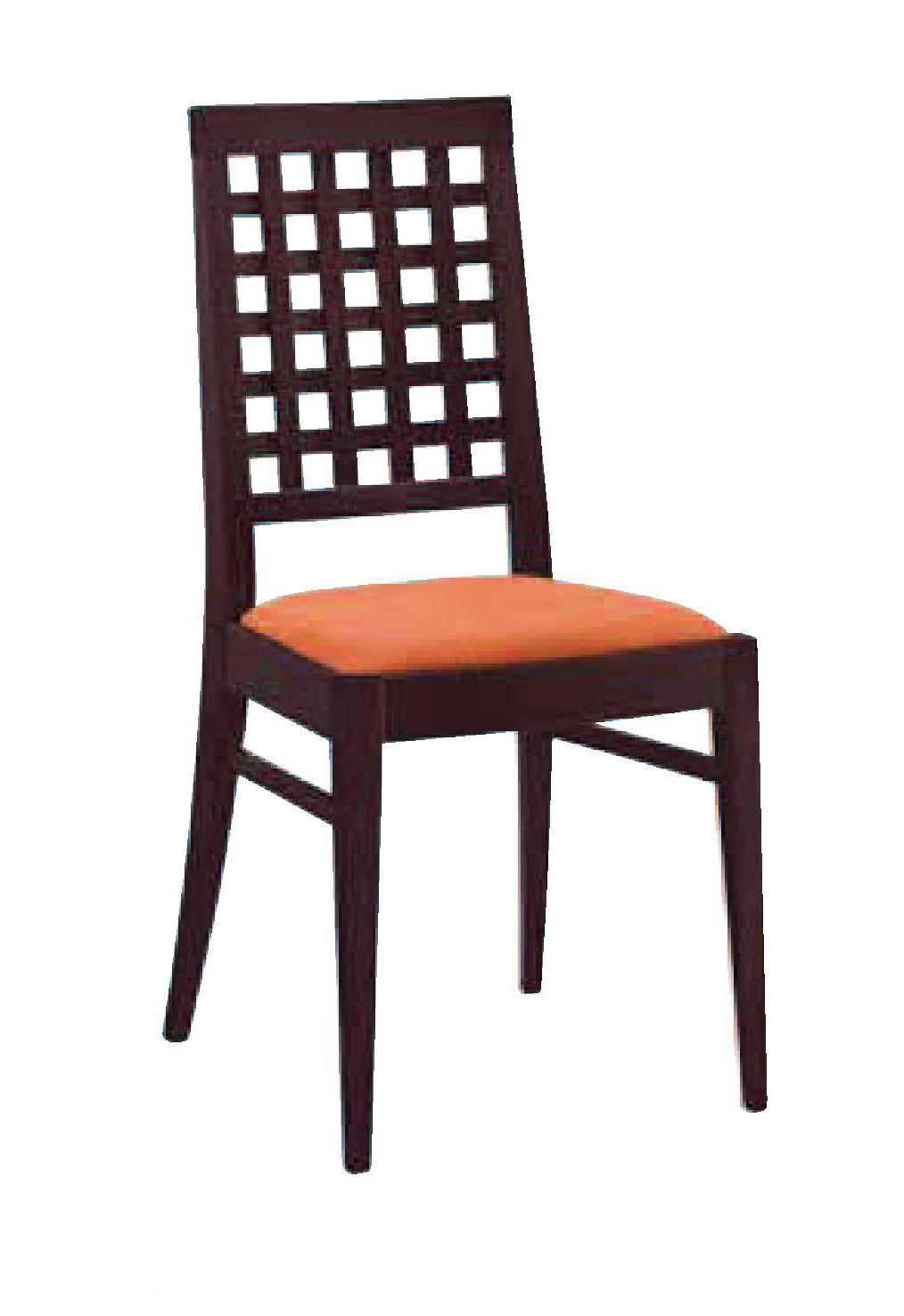 Moderner Stuhl Michaela - Buchenholz