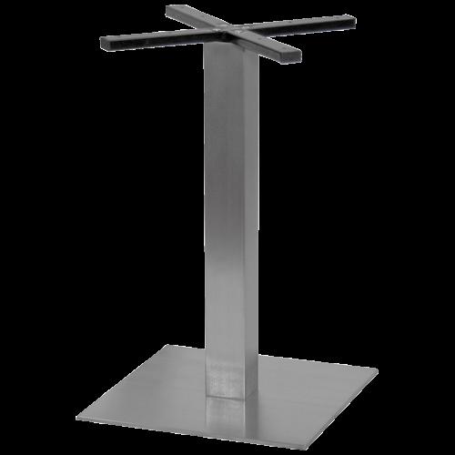 Tischgestell Mailand 45x45