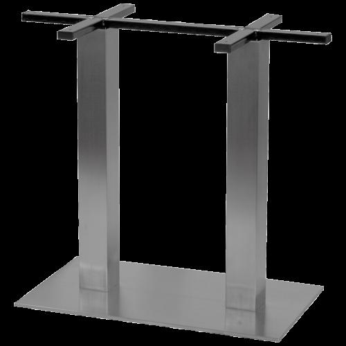 Tischgestell Mailand 75x45