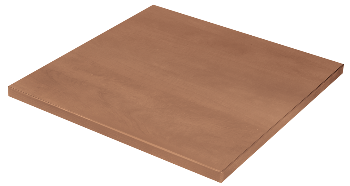 Tischplatte HPL 30mm 80x80