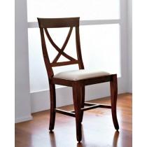Klassischer Stuhl Karin-H - Buchenholz