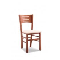 Klassischer Stuhl Klarissa- P - Buchenholz