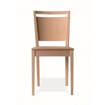Moderner Stuhl Minka - Eschenholz