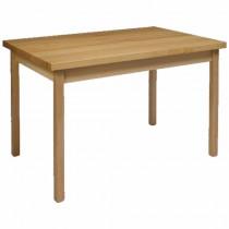 Tischgestell Heinrich 120x80 - Buchenholz