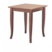 Tischgestell Herbert 80x80 - Buchenholz