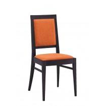 Moderner Stuhl Annika - Buchenholz