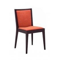 Moderner Stuhl Anna - Buchenholz