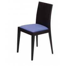 Moderner Stuhl Mabel -  Buchenholz