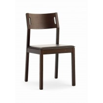 Moderner Stuhl Marion H - Buchenholz