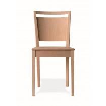 Moderner Stuhl Minka - Buchenholz