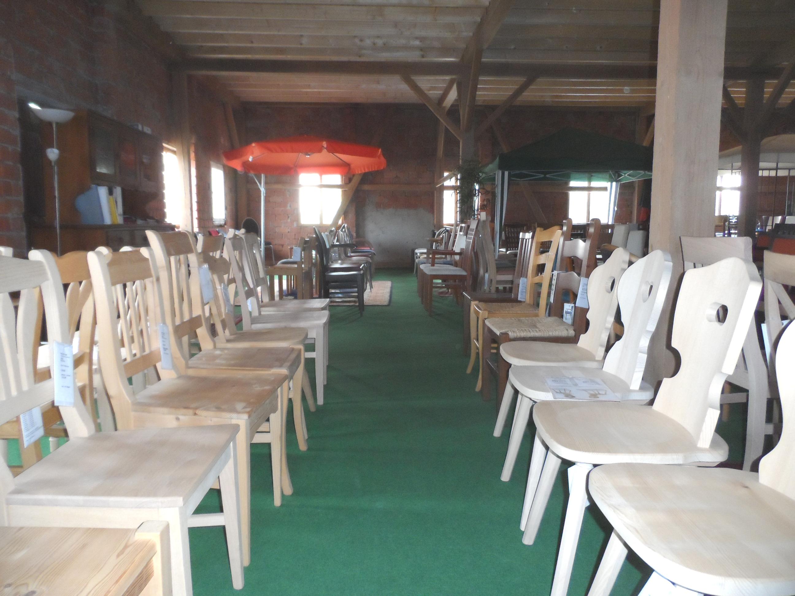Stuhlfachmarkt Austellung